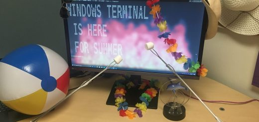 La preview di Windows Terminal arriva sul Microsoft Store