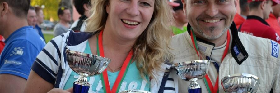 Первый этап Чемпионата РБ по ралли — Браслав 2016