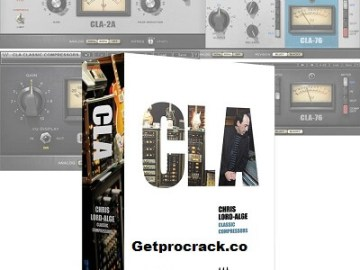 CLA-76 Compressor v76 Crack + License Key Mac/Windows Free Download