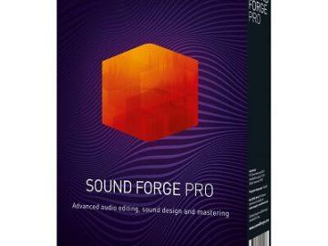 MAGIX SOUND FORGE Pro 15.0.0.46 Crack + Key Latest Version (2021)