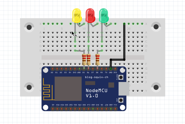 nodemcu-facebook-chat