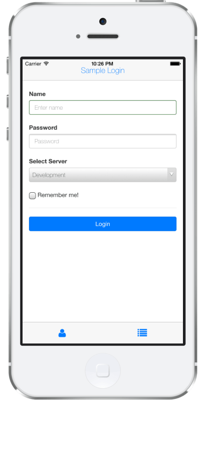 The Best of Two Worlds with MobileAngularUI