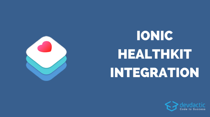Building an Ionic Fitness App with iOS HealthKit Integration