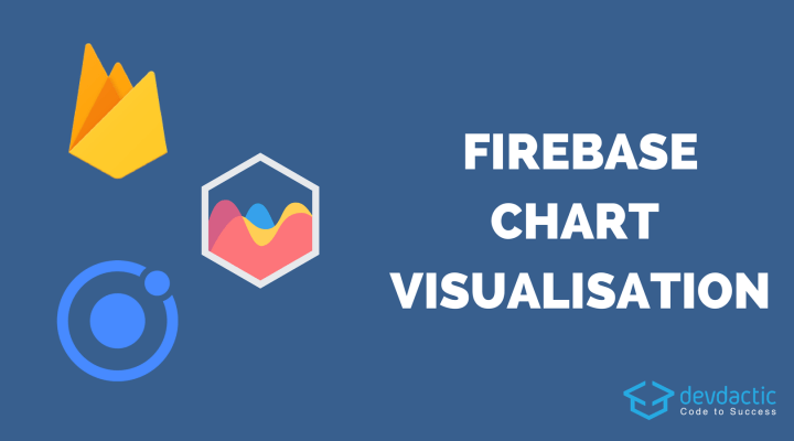 How to Visualise Firebase Data with Chart js and Ionic - Devdactic