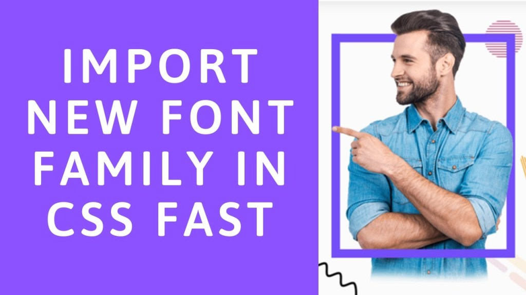 use google fonts in css