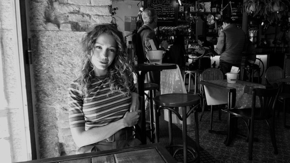 """Sara Gómez: """"Hay que ser muy valientes para ser vulnerables"""""""