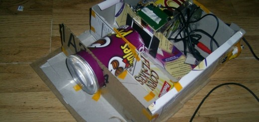 How to make your own kickass homemade projector