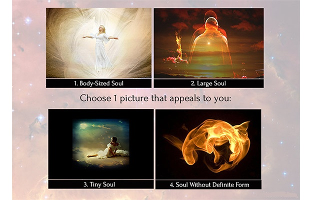 Self - Discovery game - choose a picture and you will know yourself