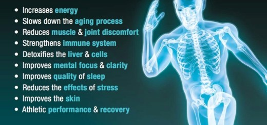 Glutathione - The main source of all antioxidants
