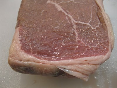 How to know if the meat is fresh