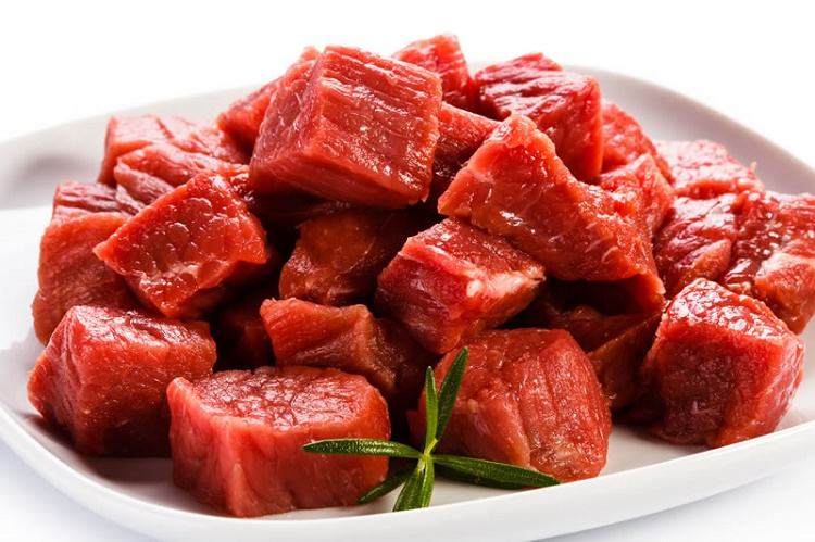 """Is myoglobin responsible for making meats """"red"""", """"white"""", or """"brown""""?"""