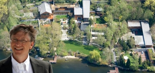 8 Amazing, you wouldn't know stuff about Bill Gates' multi-million home