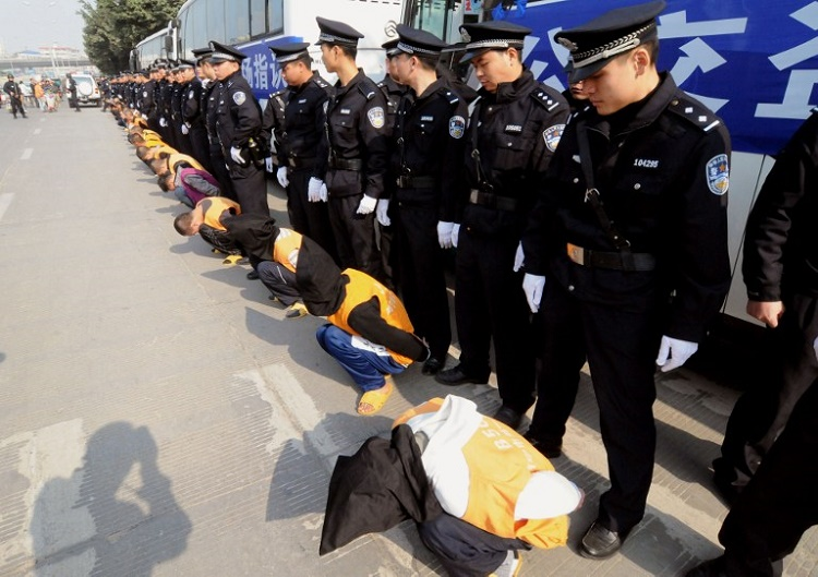 The rate of death penalty in China is four times more than in the whole world in a year