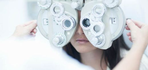 Want to know how you are doing healthwise? Get an eye test done