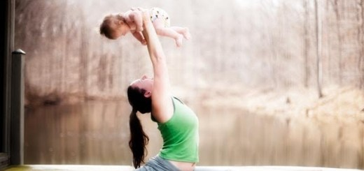 5 Simple And Easy Exercises For New Mothers