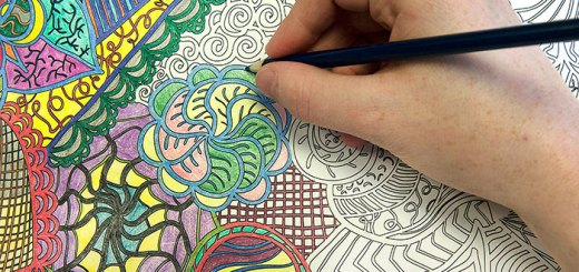 Color psychology says that coloring stimulates our brain positively…Go paint the world!!