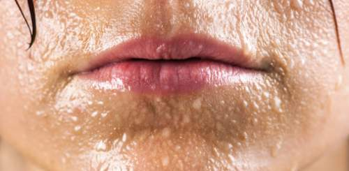 Do you know your sweat can tell a lot of interesting things about your health?