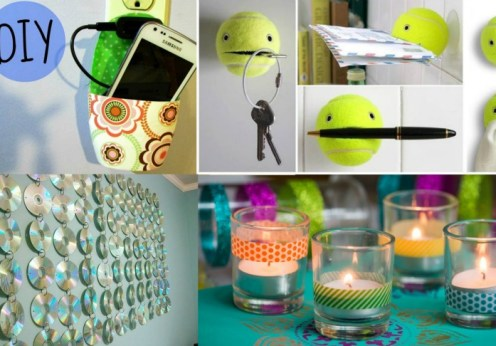 Trick people into believing you've got an artistic flair with these 11 simple and cheap DIY projects that will totally revamp the looks of your house!