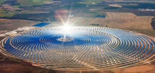 The Worlds largest mega solar farm built in morocco went functional this week1