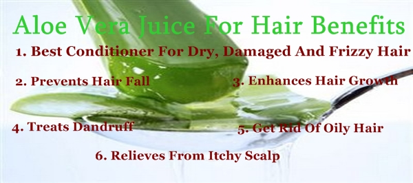 Benefits for Hair