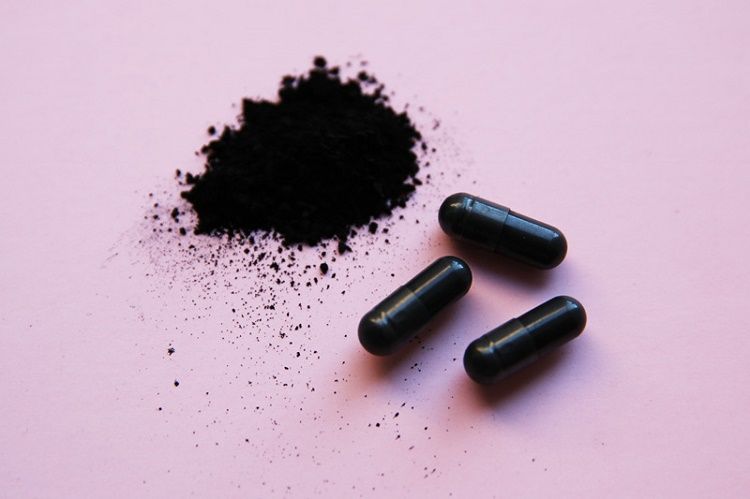 Buy your own activated charcoal