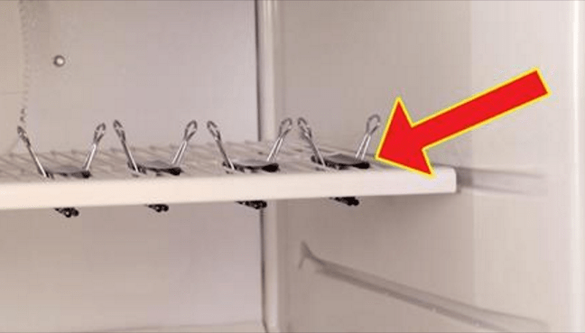 6 Easy binder clip hacks to get your home organized