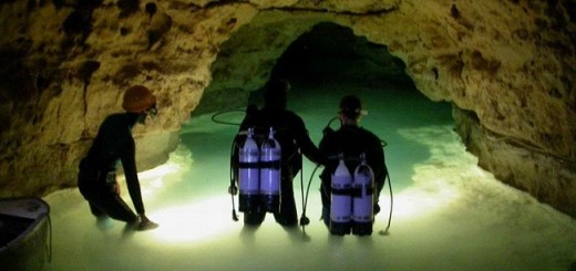 An Amazing underground lake in Hungary is the only one of its kind on planet Earth