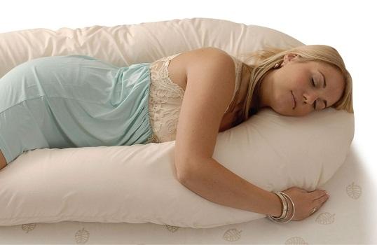 Sleeping on your left side