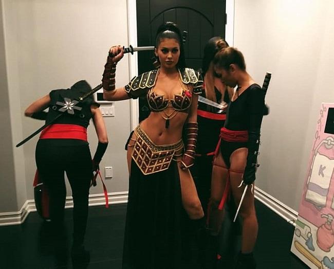 Kylie Jenner as Assassin