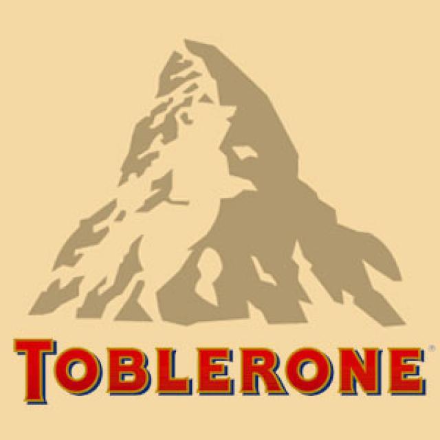 I spy on Toblerone