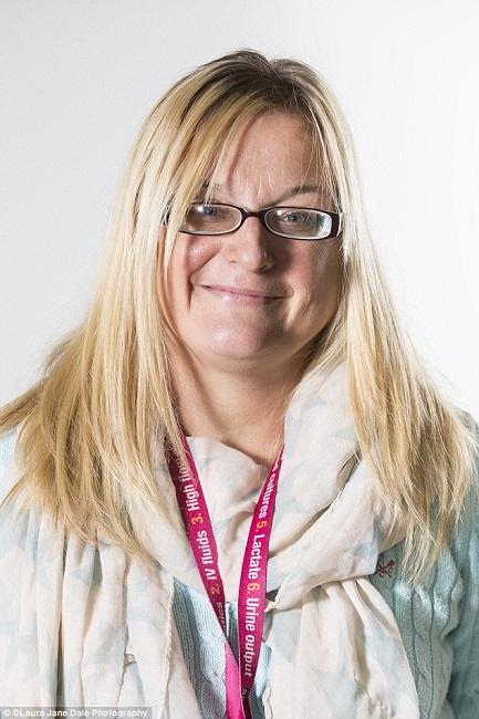 ITU Doctor Michelle Scott