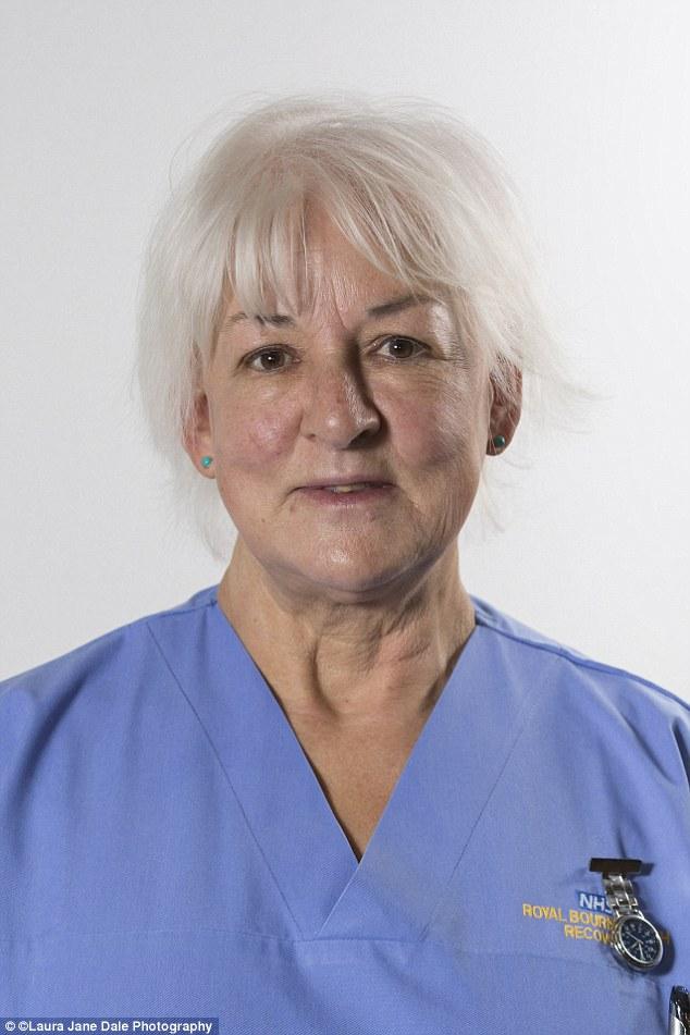 Recovery Nurse, Judith Appleton