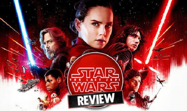 """The Last Jedi"" received mixed reactions"