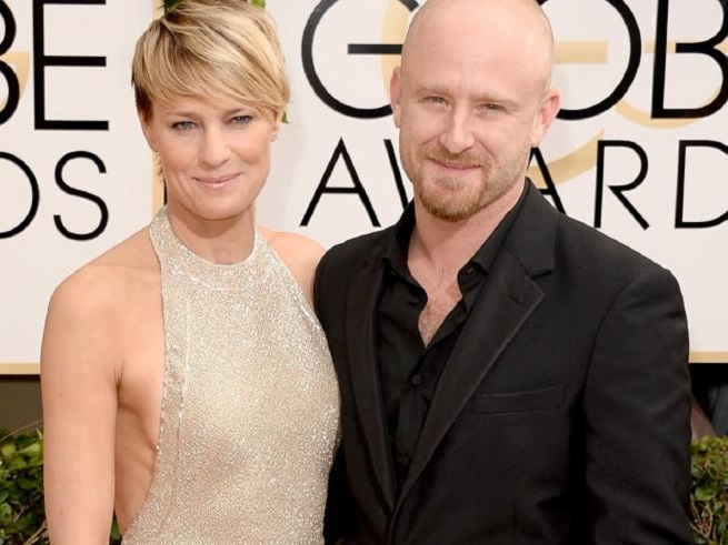 Robin Wright dating actor Ben Foster