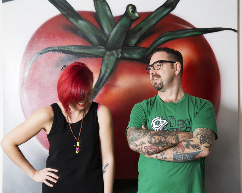 6 Questions With: Sarah & Otis Frizzell of Lucky Taco