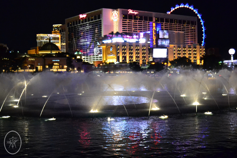 Bellagio Fountain Las Vegas | Devel Men & Women