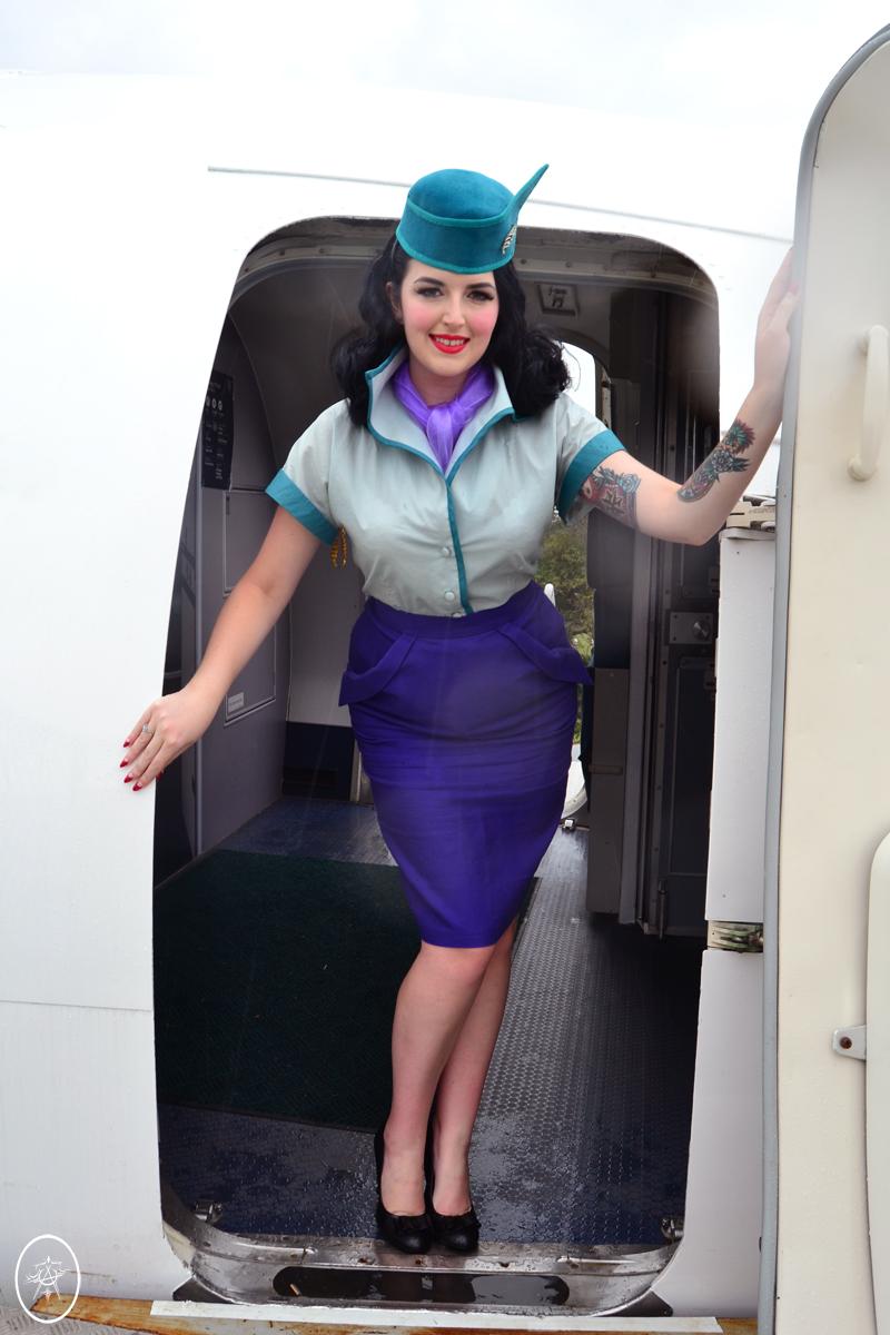 Devel Air New Zealand Uniform | Devel Men & Women
