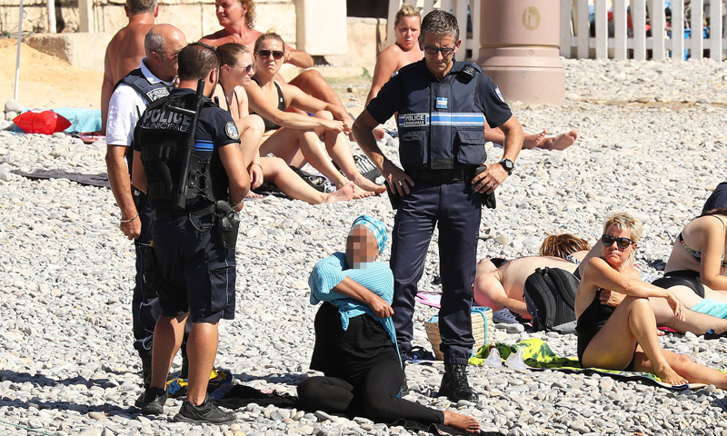 WITW: The Great French Burkini Debate | By Vantage News