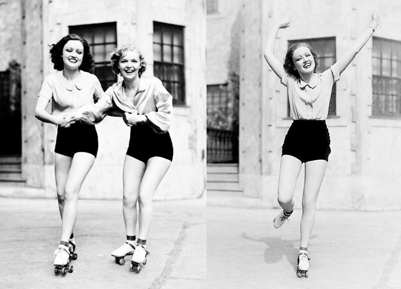 Style: Retro Rollerskating - 1930's | Devel Men & Women