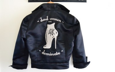 Love Letter To My Dominate Jacket