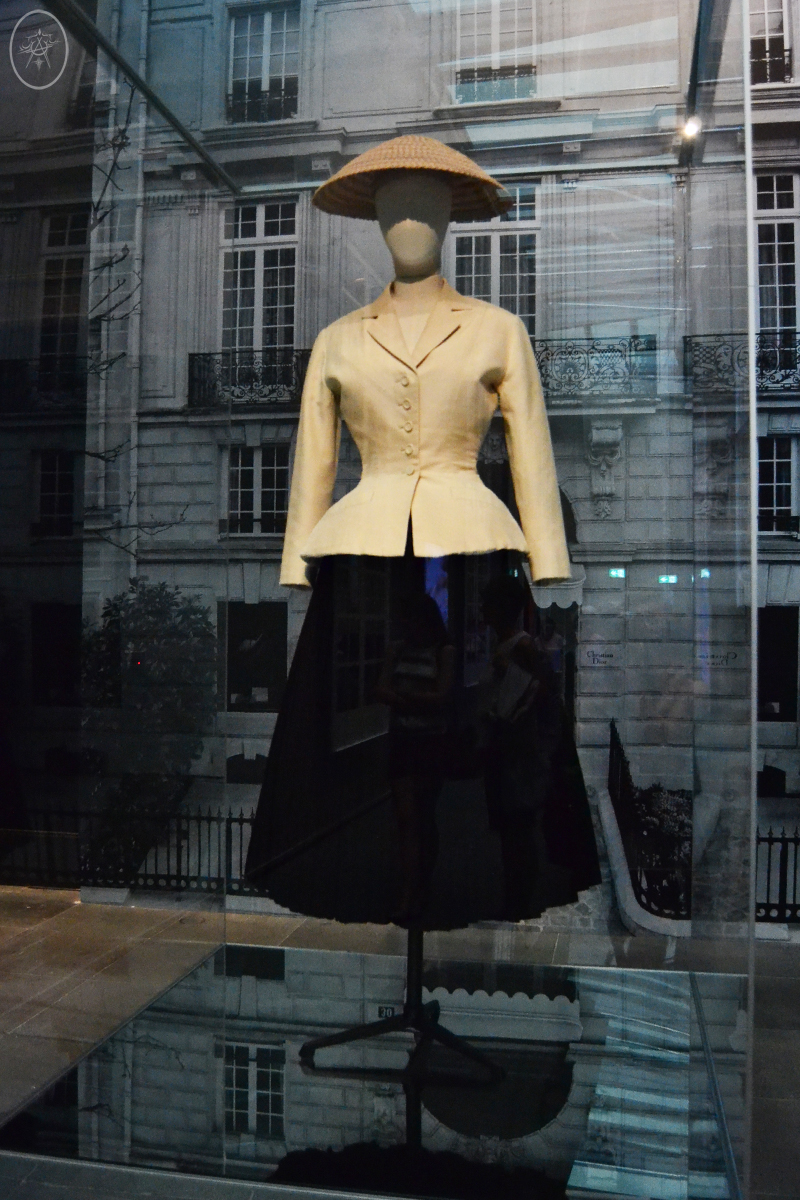 Dior New Look Bar Suit at NGV International, Melbourne, Australia