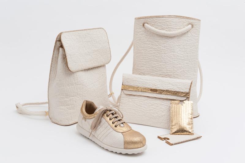 PinaTex Leather fashion accessories