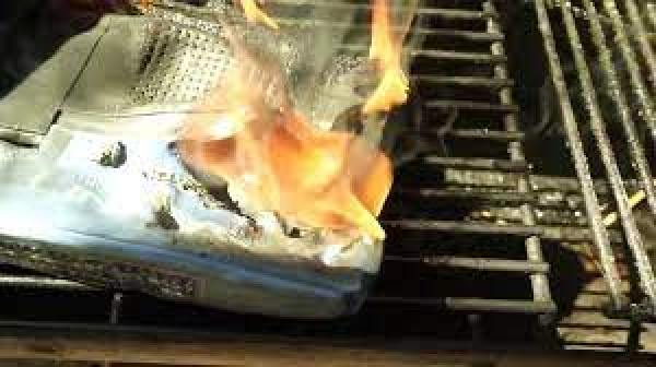 Burning a Wireless Router - YouTube