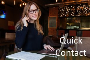 Quick contact eCommerce website design company in Surat