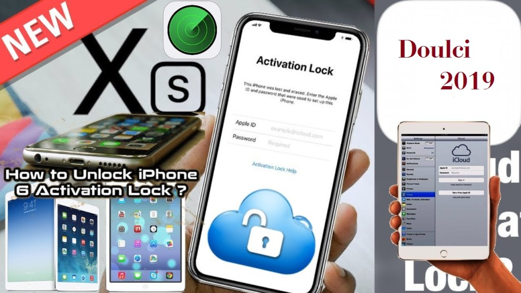 Special Version Doulci iOS 12 4: Bypass Blacklist iCloud Lock iOS 12 3 2