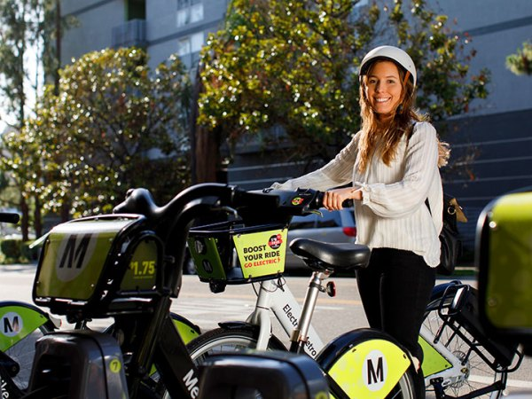 Metro Bike Data
