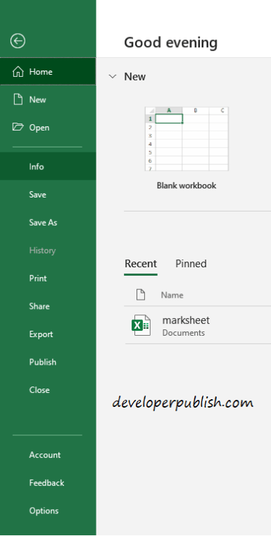 How to Recover and Restore its previous version in Excel?