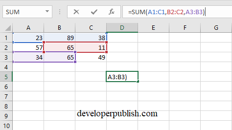 Union Operator in Excel