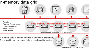 Offload your database data into an in-memory data grid for