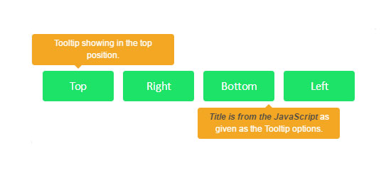 How to Create Tooltips with Bootstrap